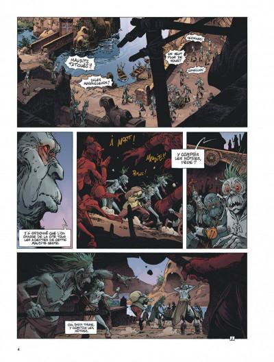Page 4 Avant la quête de l'oiseau du temps tome 6