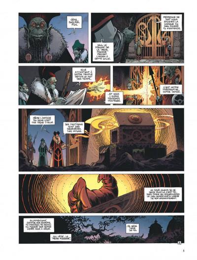 Page 5 Avant la quête de l'oiseau du temps tome 6