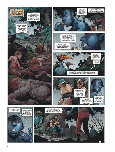 Page 6 Avant la quête de l'oiseau du temps tome 6