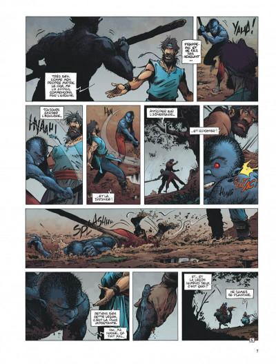 Page 7 Avant la quête de l'oiseau du temps tome 6
