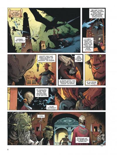 Page 8 Avant la quête de l'oiseau du temps tome 6
