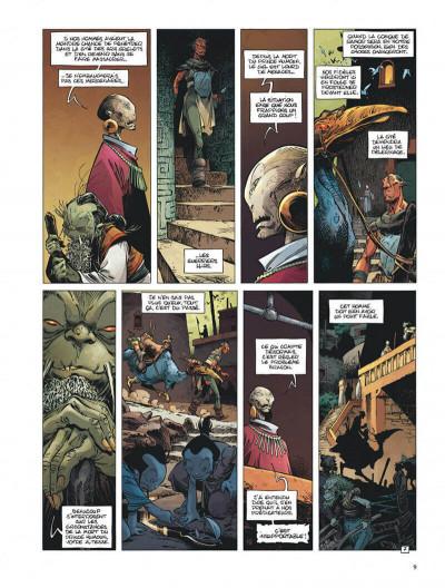 Page 9 Avant la quête de l'oiseau du temps tome 6
