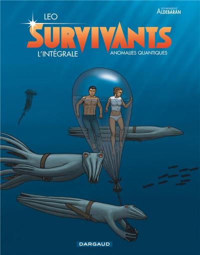 Couverture Survivants - intégrale