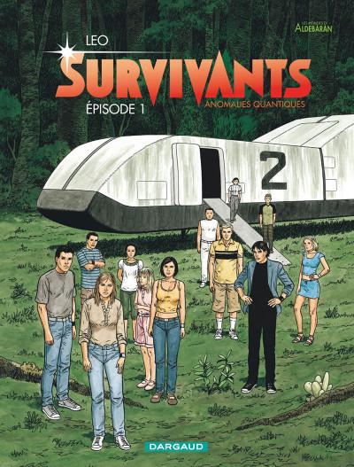 Page 5 Survivants - intégrale