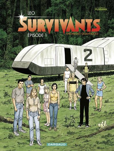 Page 6 Survivants - intégrale