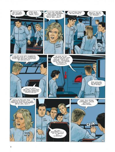 Page 8 Survivants - intégrale
