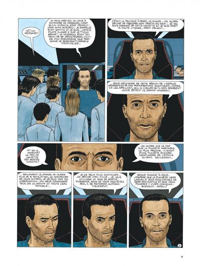 Page 9 Survivants - intégrale