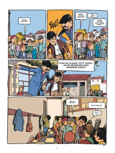 Page 6 La guerre des boutons - intégrale