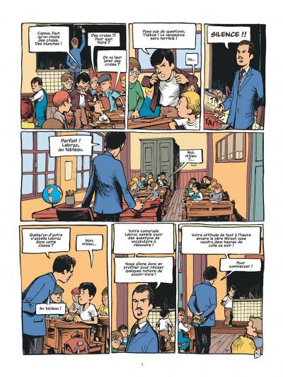 Page 7 La guerre des boutons - intégrale