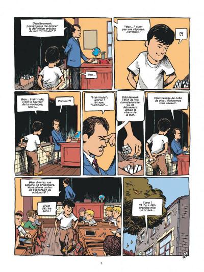 Page 8 La guerre des boutons - intégrale