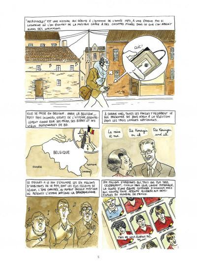 Page 5 Incroyable !