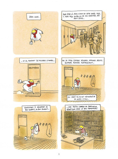 Page 8 Incroyable !