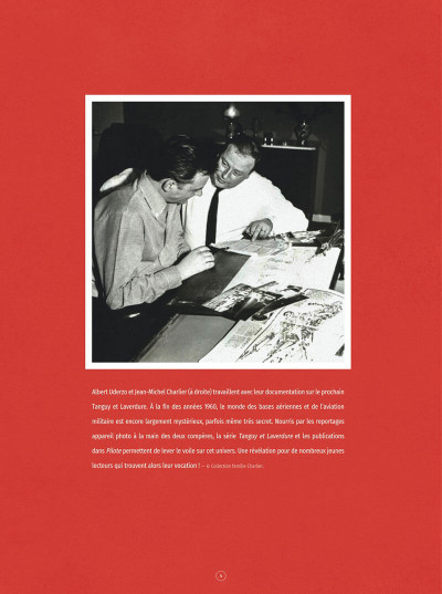 Page 4 Tanguy et Laverdure - Spécial 60 ans