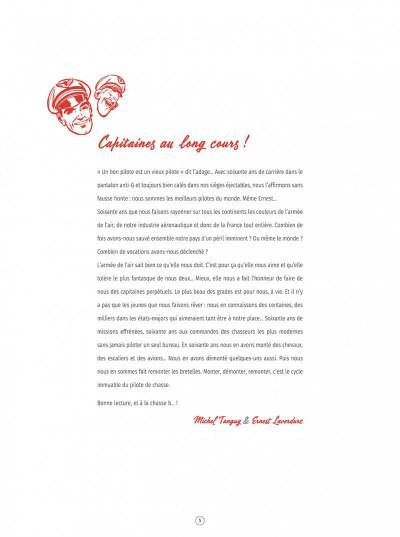 Page 5 Tanguy et Laverdure - Spécial 60 ans
