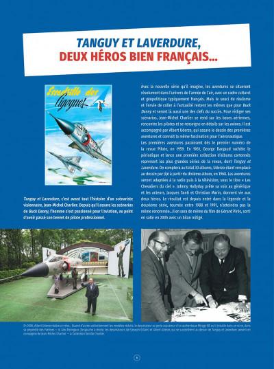 Page 6 Tanguy et Laverdure - Spécial 60 ans