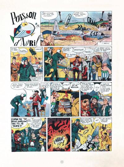Page 8 Tanguy et Laverdure - Spécial 60 ans