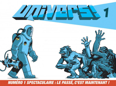Page 3 Univers ! tome 1