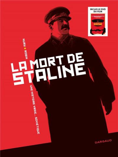 Couverture La mort de Staline - intégrale + DVD