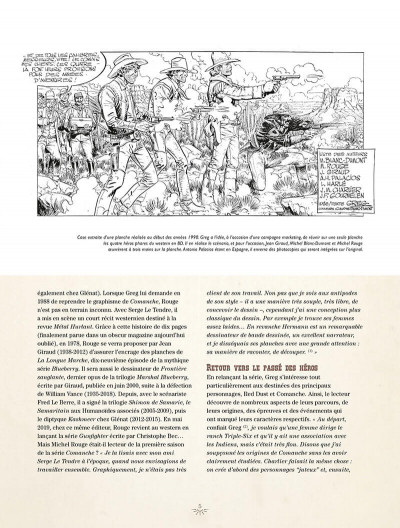 Page 5 Comanche - intégrale tome 3