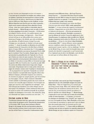 Page 6 Comanche - intégrale tome 3