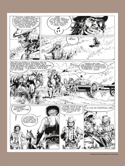 Page 7 Comanche - intégrale tome 3