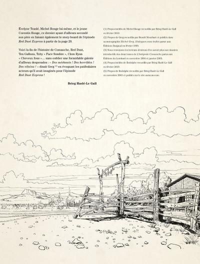 Page 8 Comanche - intégrale tome 3