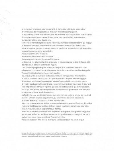 Page 1 À bord avec Thomas Coville