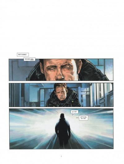 Page 3 À bord avec Thomas Coville