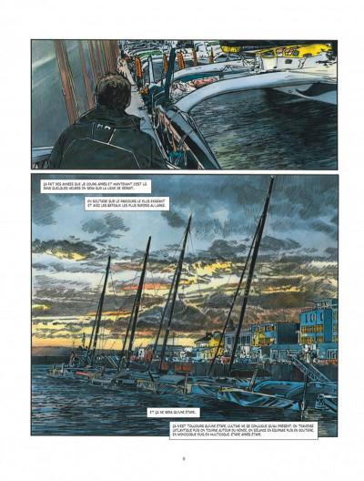 Page 4 À bord avec Thomas Coville