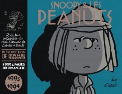 Couverture Snoopy et les Peanuts - intégrale tome 22