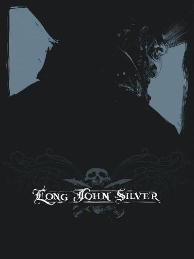 Couverture Long john silver - intégrale tome 1