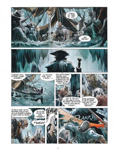 Page 8 Long john silver - intégrale tome 1