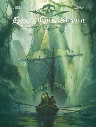 Couverture Long john silver - intégrale tome 2