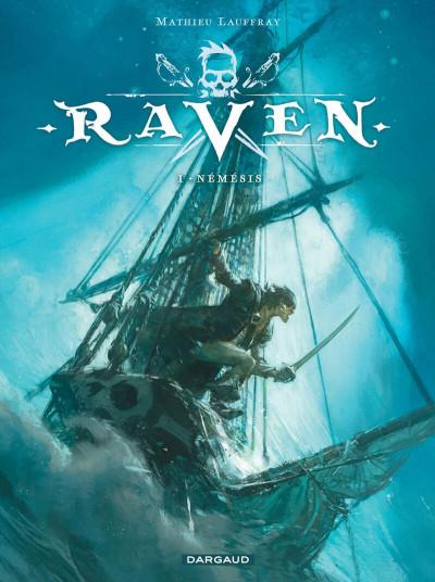 Couverture Raven tome 1