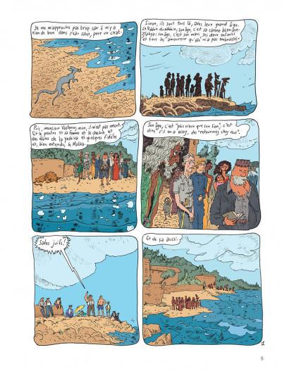 Page 5 Le chat du rabbin tome 10