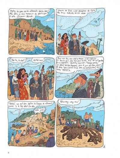 Page 6 Le chat du rabbin tome 10