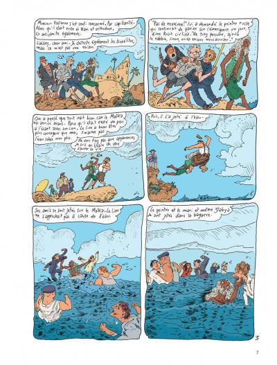 Page 7 Le chat du rabbin tome 10