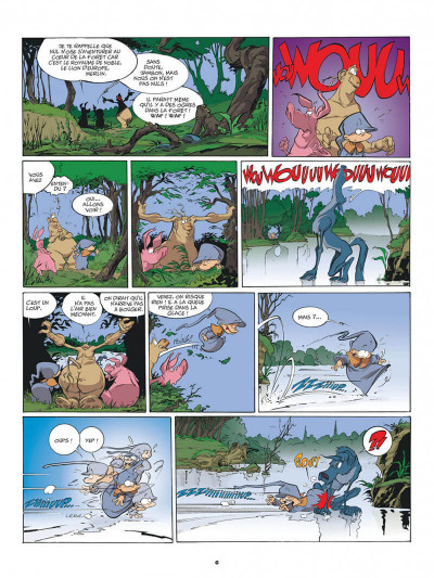 Page 6 Merlin - intégrale tome 2