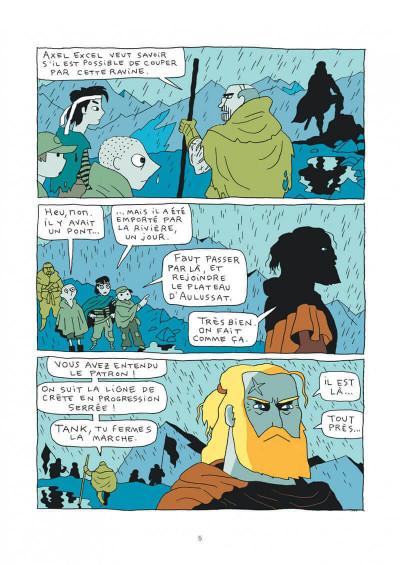 Page 5 Les Sauroctones tome 1