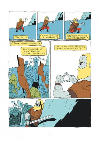 Page 7 Les Sauroctones tome 1