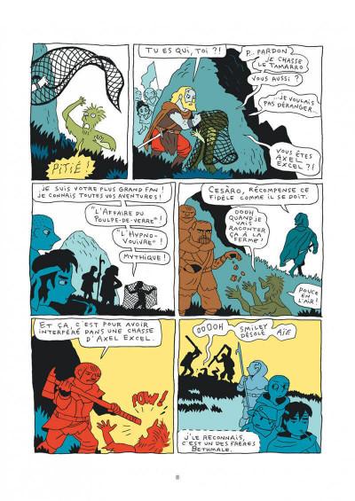 Page 8 Les Sauroctones tome 1