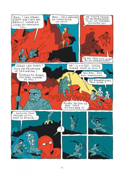 Page 9 Les Sauroctones tome 1