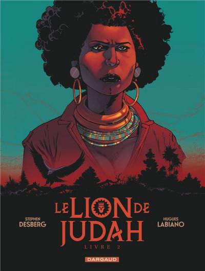 Couverture Le lion de Judah tome 2