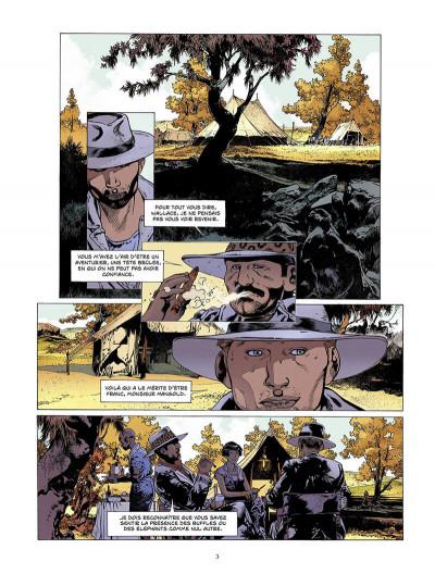 Page 3 Le lion de Judah tome 2