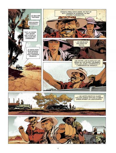 Page 4 Le lion de Judah tome 2