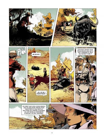 Page 5 Le lion de Judah tome 2