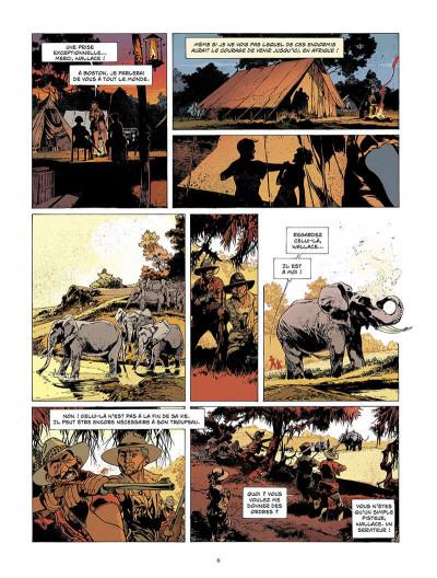 Page 6 Le lion de Judah tome 2