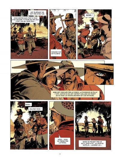 Page 7 Le lion de Judah tome 2