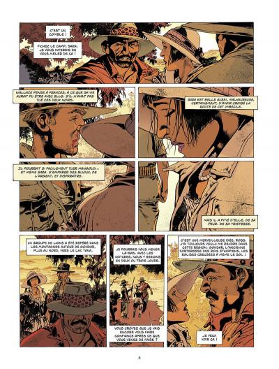 Page 8 Le lion de Judah tome 2