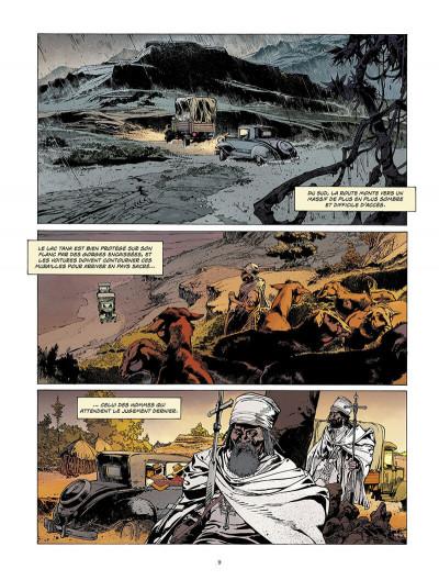 Page 9 Le lion de Judah tome 2